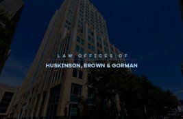 Law Offices of Huskinson, Brown & Gorman